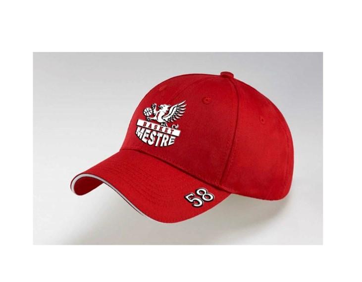 cappellino basket