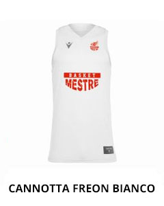 Canotta-Basket-Mestre